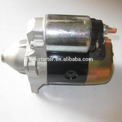 mazda starter motor 0.8KW 12V auto part for mazda 323 starter 16708