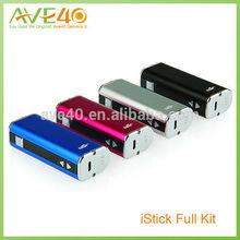 2014 Hottest New e-cig MOD battery box - iSmoka/Eleaf iStick VV/VW battery starter kit