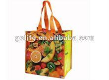 2012 hot sale pp non woven matt laminated bags,pp non-woven eco bags,reusable pp non-woven grocery bags