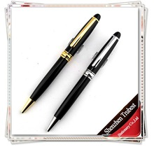 TM-17 Factory price Business promotional metal pen, stainless steel present ball pen