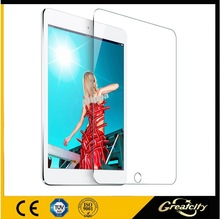 Explosion-proof Soft tempered glass screen protector for ipad mini