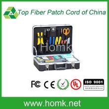Fiber optic fusion splicer toolkits