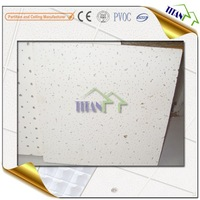 Mineral Fiber Acoustic Ceiling Company Suspended Ceiling Tile 60x60