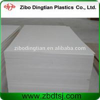 3mm Matt White Foam PVC Sheet 2440 x 1220 8x4ft Foamex Foam PVC Sheet Sign Board