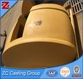 Zc hecho bomba de engranaje hidráulica/carretilla elevadora eléctrica piezas hidráulicas iso9001