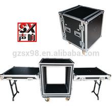 carrying case flight case for power amplifier