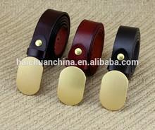 genuine Italian leather belt for men