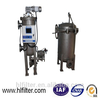 Top quality competitive price ss bag filter housing factory