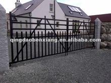 Metal gates or wrought iron main gates house gate design