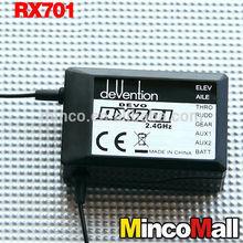 Walkera RX701 2.4Ghz 7ch Receiver for Walkera DEVO 6/7/8s/12s Transmitter Part