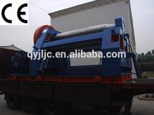 4-roll plate bending machine, hydraulic automatic 4-roll plate rolling machine