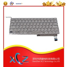 "2014 Christmas discount!new Layout US Keyboard For Macbook Pro 15"" A1286 Keyboard With Backlight , 100% Brand New Original"
