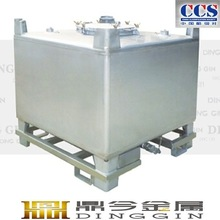 ss304 stainless steel dipping tank