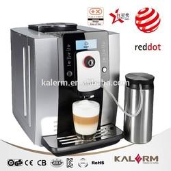 One touch Cappuccino Itallian original design Automatic OCS coffee Machine won German Reddot Award