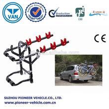 Car rear bike rack/ bike carrier/bike accessory(ISO SGS Approved)