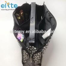 New various size custom full printing multifunctional cosmetic bag