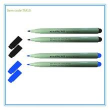 kearing brand,tattoo skin pen with coloed ink,1.0mm tip,marking scribe pen, TM10