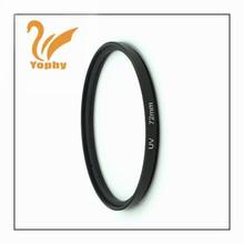 1.1mm Glass Digital Camera Uv Filter 72mm Big Wholesale