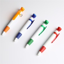 cheaper outside bag carry lab promotional ball pen