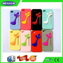 fashion High heel Pattern Cell Phone Case Cover for i6/i5s