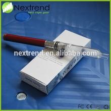 Christmas gift Hot e-cigarette Glass Water Bubbler, Glass Shisha Atomizer, Glass Dry Herb Vaporizer Pen