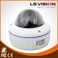 ls visão 1080p megapixel vigilância software 1080p hd cctv ir dome ip câmera 1080p poe mini dome câmera ip
