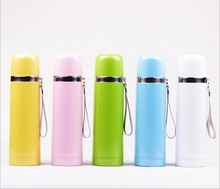Double wall s/s vacuum flask keeps drinks hot and cold for 24 hours