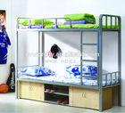School Furniture Dormitory Bunk Bed for Adult,Newest Industrial Metal Bunk Beds,Durable Industrial Metal Bunk Beds