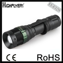 NEW LISTING 200 LUMENS HIGH POWER TORCH ZOOMABLE Q5 LED FLASHLIGHT