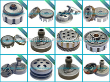 Motorcycle clutch parts clutch plate and steel plate