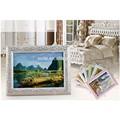 decoração atraente paisagem picture frame