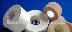 Surgical zinc oxide plaster/medical plaster bandage/zinc oxide CE/ISO