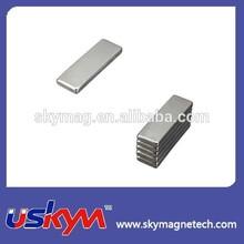 permanent magnetic stripe