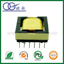 EFD30 high frequency transformer,transformer 220v 24v 5a,supply free sample