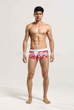 mens lycra underwear boxer