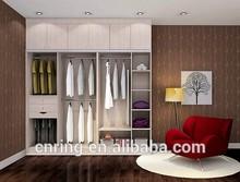 Top sale portable storage cabinet design assemble metal wardrobe bedroom furniture