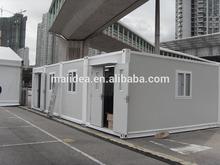 Christmas new hope prefabricated house, prefabricated container house, prefabricated steel frame house of elegant style