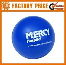 Customized Shape Logo Anti PU Stress Ball Toy