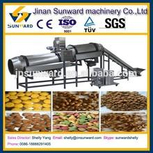 New design High quality fish feed pellet seasoning machine