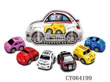 New Coming Small Model Cars Mini Smart Metal Car Toy