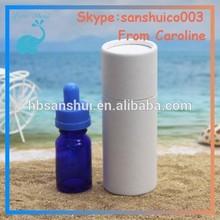 fabrication 15ml bouteille en verre bleu cobalt bouteille en verre bleu pour les cosmétiques gros 1oz bleu bouteille en verre avec pompe spray