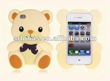 2014 Hot sale custom cheap silicone mobile phone case/cell phone cover