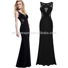 2014 Fashion Sexy Dresses Black Long Sleeve Lace Dress Open Front Transparent Bodycon Women Bandage Party Dresses