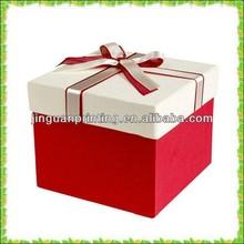 Paper Cardboard Birthday Favor Cake Packaging Box