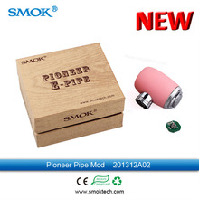 Newest hammer e pipe mod Smoktech magnetic button pioneer hammer e pipe mod china wholesale