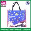 best standard oem service 2014 purple shopping bag strawberry folding bag