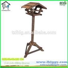 Unique standing antique bird feeder hot selling