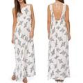 back pescoço quadrado floral impressão praia vestido modelos de vestidos de viscose