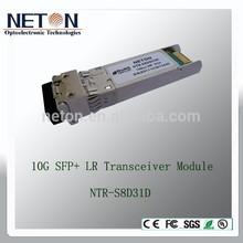 Competitive Price 1310nm 10G SFP RJ45 Transceiver Fiber To RJ45 Converter SFP Media Converter .