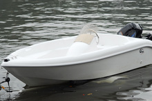 3.6m 3 Person Small Fishing Boat For Sale